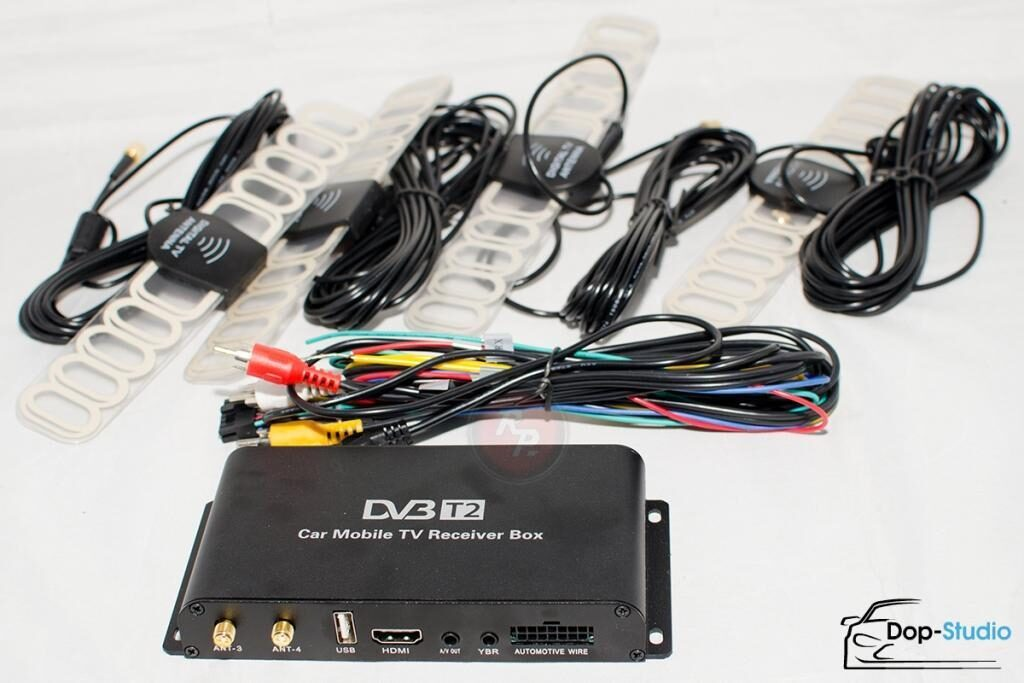 Монтаж ТВ-тюнера цифровое TV услуги