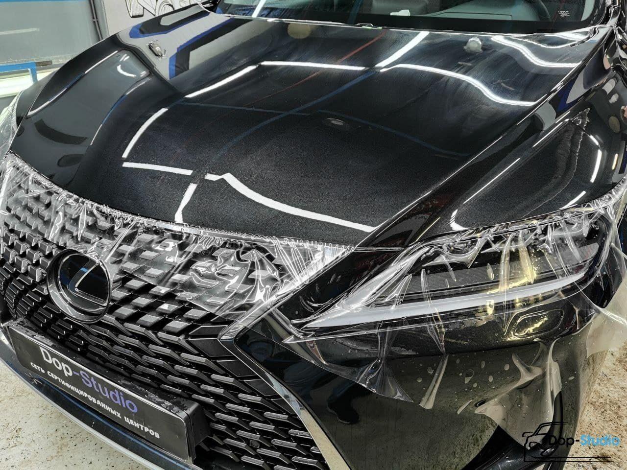 Обклеить автомобиль полиуретановой пленкой в Москве