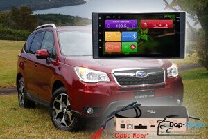 Автомагнитола Subaru RedPower 31062 IPS DSP ANDROID 7