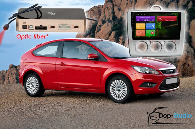 Магнитола Ford Focus Redpower 31137 R IPS DSP ANDROID 7 (1)