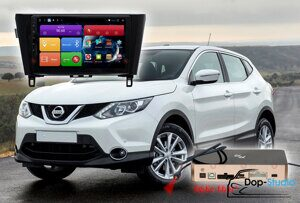 Магнитола Nissan (X-Trail, Qashqai) с климат-контролем Redpower 31310 R IPS DSP ANDROID 7