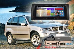 Магнитола для BMW X5 (кузов E53) Redpower 31083 IPS DSP