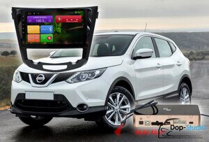 Магнитола Nissan (X-Trail, Qashqai) с климат-контролем Redpower 31301 R IPS DSP ANDROID 7