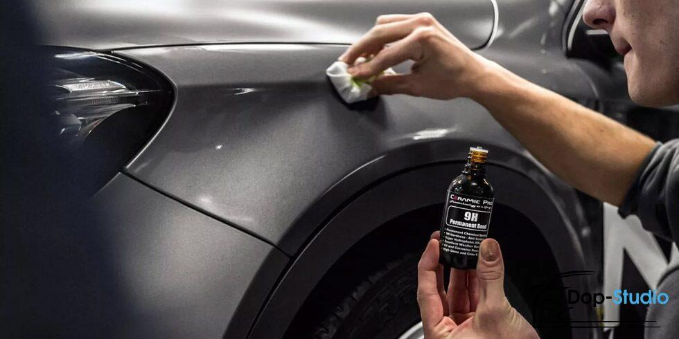 Керамическое покрытие кузова авто Москва недорого