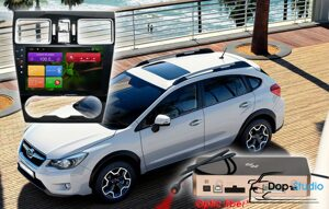 Магнитола Subaru XV, Forester Redpower 31262 IPS DSP ANDROID 7