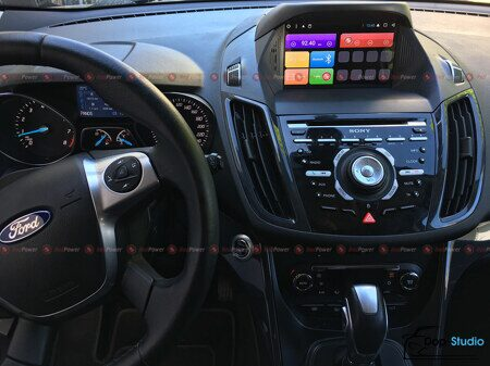 Автомагнитола для Ford Kuga 2 Redpower 31151 IPS DSP ANDROID 7