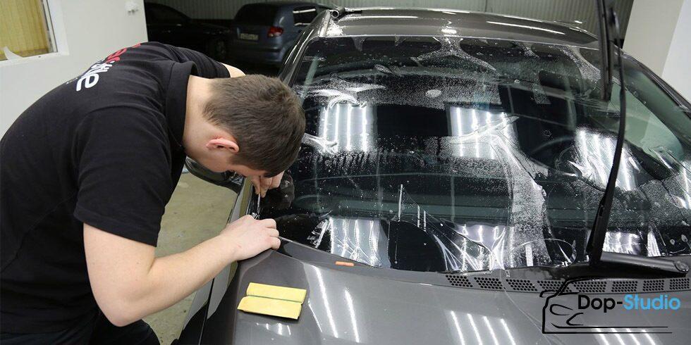 Бронирование стекол авто Москва недорого