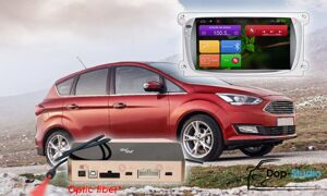 Магнитола Ford Focus Redpower 31003 IPS DSP цвет серый ANDROID 7