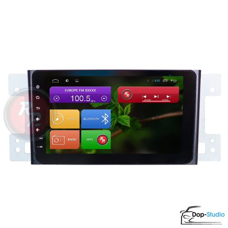 Suzuki Grand Vitara Redpower 31053 IPS DSP ANDROID 7