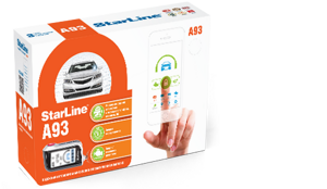 StarLine A93 2CAN + LIN + GSM + GPS