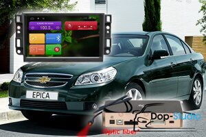 Автомагнитола для Chevrolet Redpower 31020 IPS DSP ANDROID 7