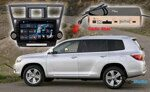 Автомагнитола Toyota Highlander Redpower 31035 R IPS DSP ANDROID 7