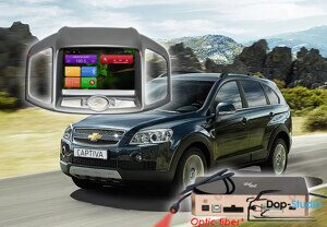 Магнитола для Chevrolet Captiva с 2012 г. Redpower 31109 IPS DSP ANDROID 7