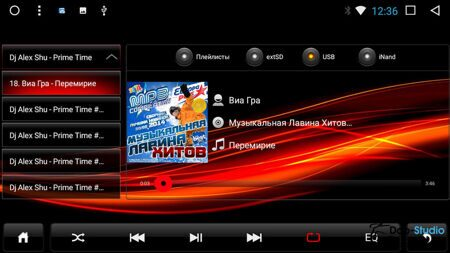 Магнитола Toyota LC100 Redpower 31183 DVD DSP ANDROID 7