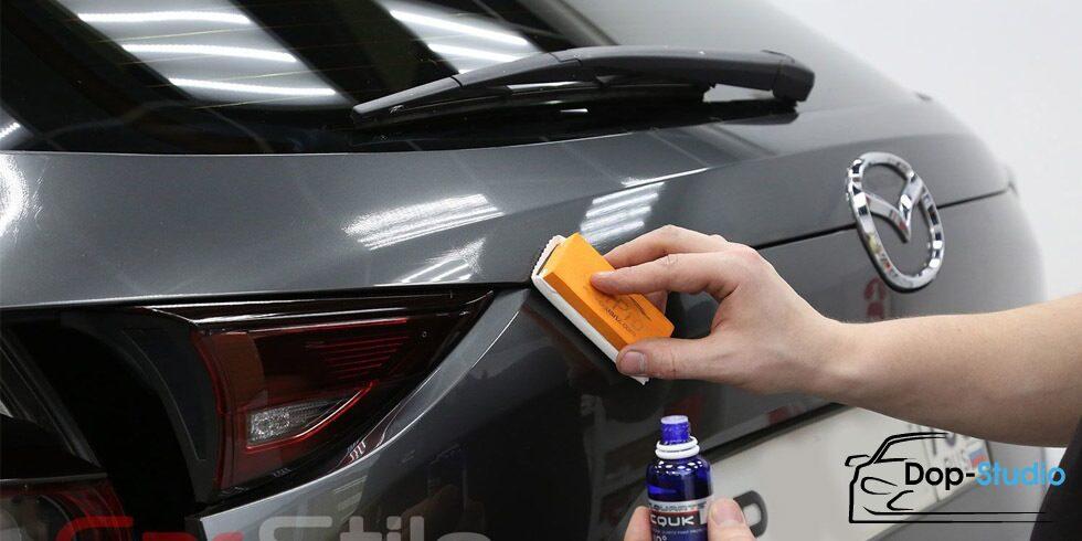 Керамическое покрытие автомобиля Алтуфьево