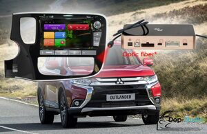 Магнитола Mitsubishi Outlander RedPower 31156 IPS DSP ANDROID 7