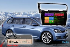 Автомагнитола для Volkswagen Golf 7 Redpower 31006 R IPS DSP ANDROID 7