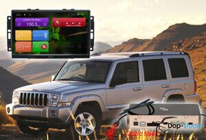 Магнитола для Jeep RedPower 31217 IPS DSP ANDROID 7