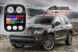 Магнитола Jeep Compass Redpower 31316 R IPS DSP ANDROID 7