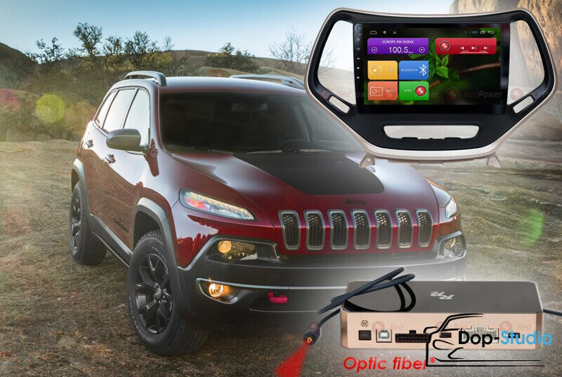 Магнитола Jeep Cherokee Redpower 31215 R IPS DSP ANDROID 7