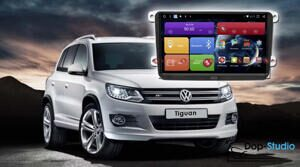 Магнитола Volkswagen и Skoda Redpower 31004 IPS DSP 9'' ANDROID 7