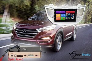Магнитола Hyundai Tucson 2016-2018 гг. Redpower 31147 R IPS DSP ANDROID 7