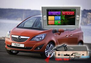 Opel (цвет темно-серый) Redpower 31019 IPS DSP ANDROID 7