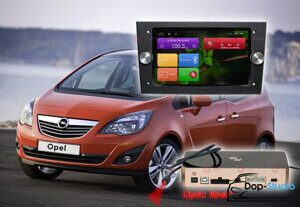 Opel (цвет черный) Redpower 31019 IPS DSP ANDROID 7