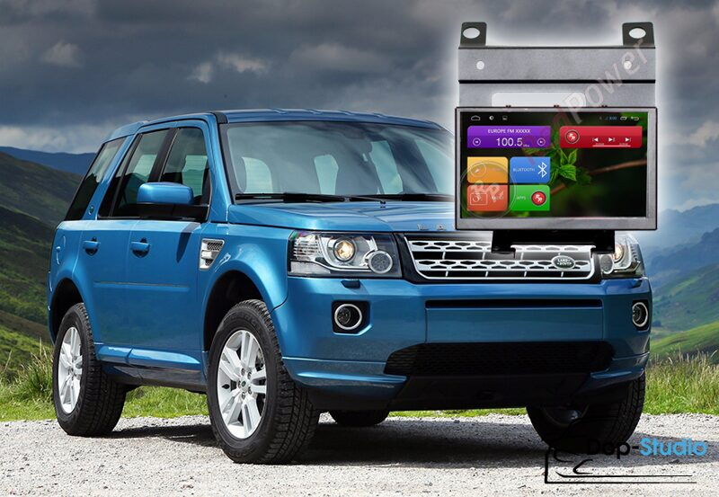Магнитола для Land Rover Freelander 2 Redpower 31023