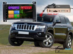 Магнитола на Jeep Grand Cherokee RedPower 31218 IPS DSP ANDROID 7