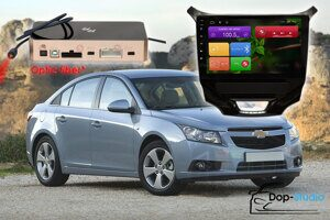 Магнитола Chevrolet Cruze 2013+ Redpower 31152 R IPS DSP ANDROID 7