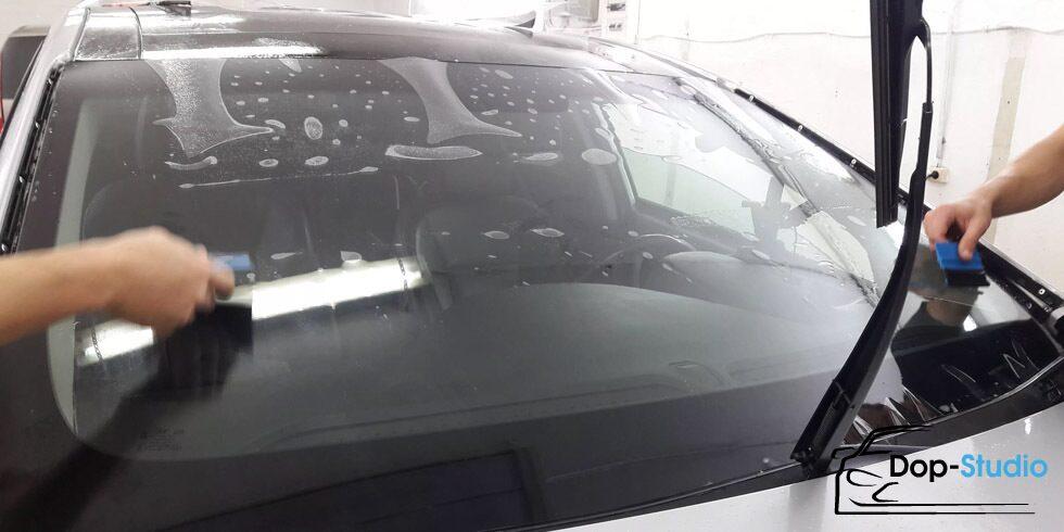 Бронирование стекол автомобиля Алтуфьево