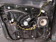 Замена штатной акустики, шумоизоляция дверей Kia Sorento Prime 2017