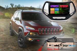 Магнитола Jeep Cherokee Redpower 31215 R IPS DSP ANDROID 7 (1)