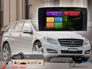 Магнитола Mercedes Benz (R) RedPower 31169 IPS DSP ANDROID 7