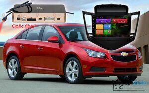 Магнитола Chevrolet Cruze Redpower 31045 R IPS ANDROID 7