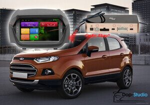 Магнитола Ford Ecosport RedPower 31250 IPS DVD ANDROID 7